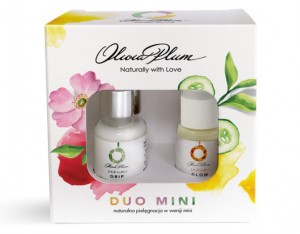 Duo Mini Serum Drip i Glow